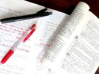 TOEFL練習問題
